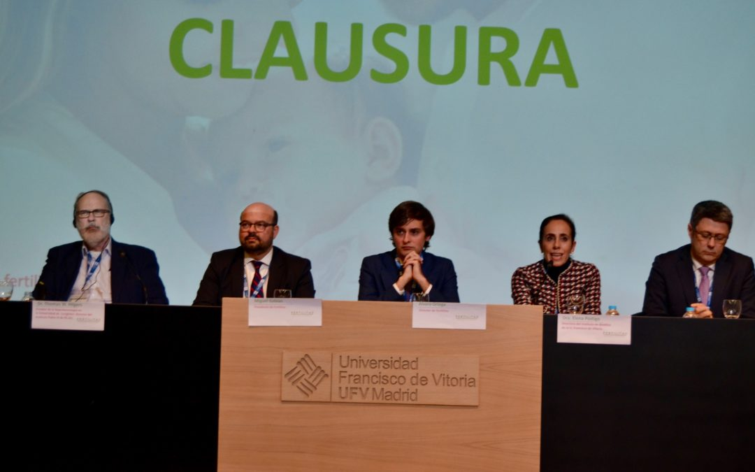 """Dr. Hilgers en el I Congreso Internacional: """"España innova la fertilidad con la Naprotecnología"""""""