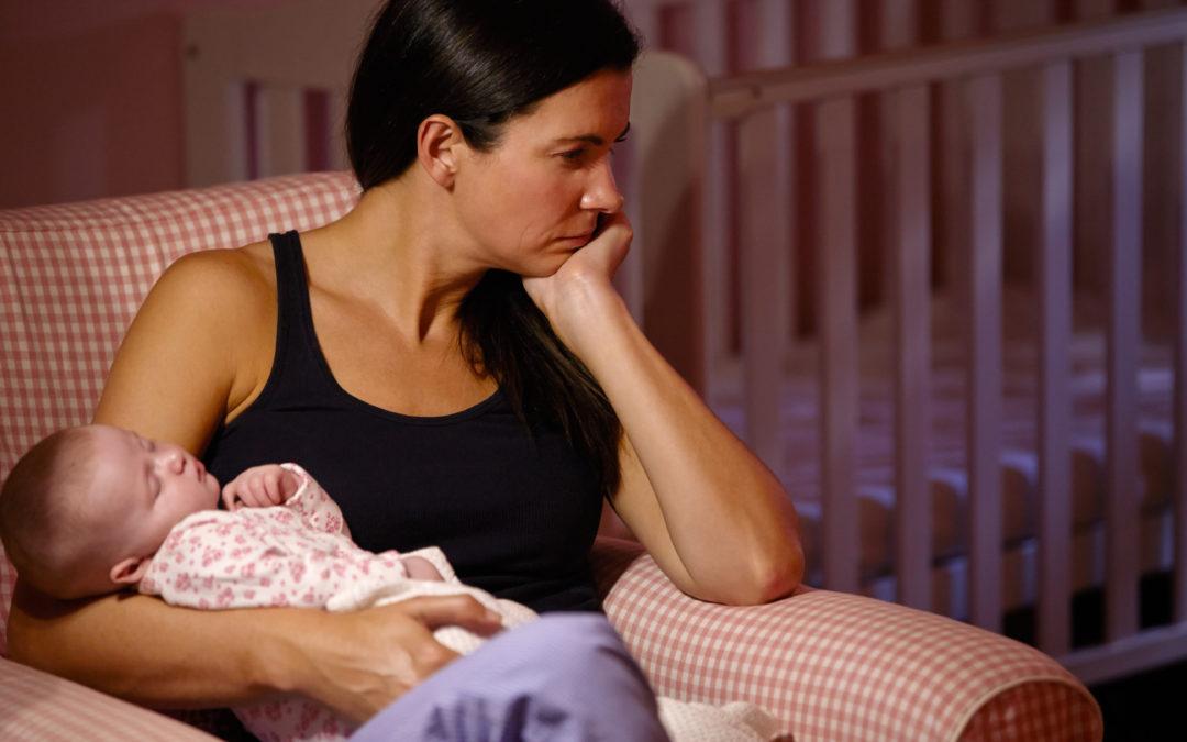 La Naprotecnología ofrece un tratamiento eficaz para la depresión post parto